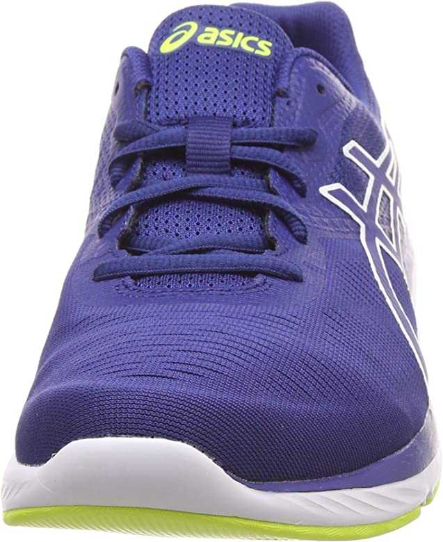 Asics Gel-Promesa Hombre Running Trainers T842N Sneakers Zapatos (UK 6 US 7 EU 40, Blue Print White 400): Amazon.es: Zapatos y complementos