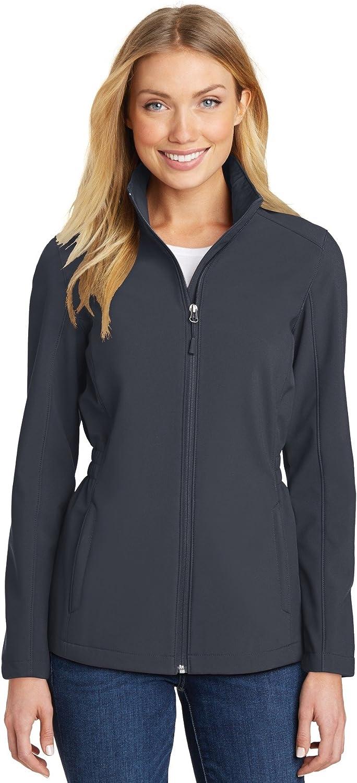 Port Authority Ladies Cinch-Waist Soft Shell Jacket. L334