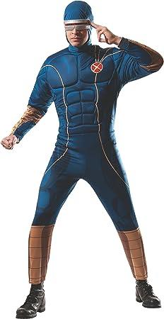 Disfraz de Cíclope X-Men para hombre - XL - 1-2 años: Amazon.es ...
