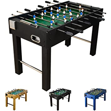 Table football \u0026quot;Glasgow\u0026quot; in black incl. Accessory set 2 drink holders  sc 1 st  Amazon UK & Table football \