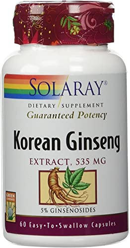 Korean Ginseng Root