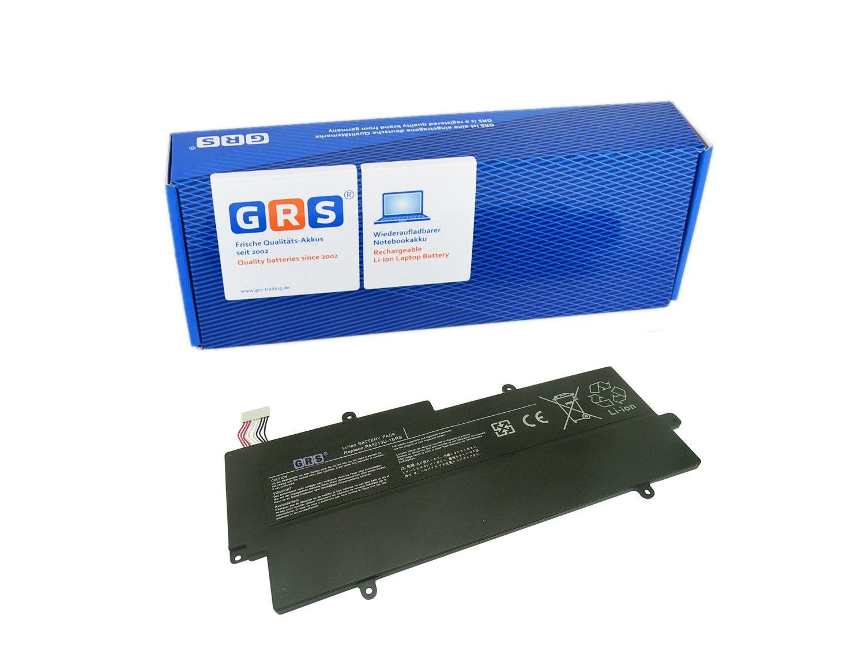 GRS Batería para Toshiba Portege Z830, Z835, Z930, Z935, sustituye a: PA5013U-1BRS, PA5013U, Laptop Batterie, 28Wh 14,8V: Amazon.es: Electrónica