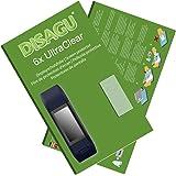 6 x Disagu Ultra Clear Pellicola Protettiva per Garmin vivosmart HR+