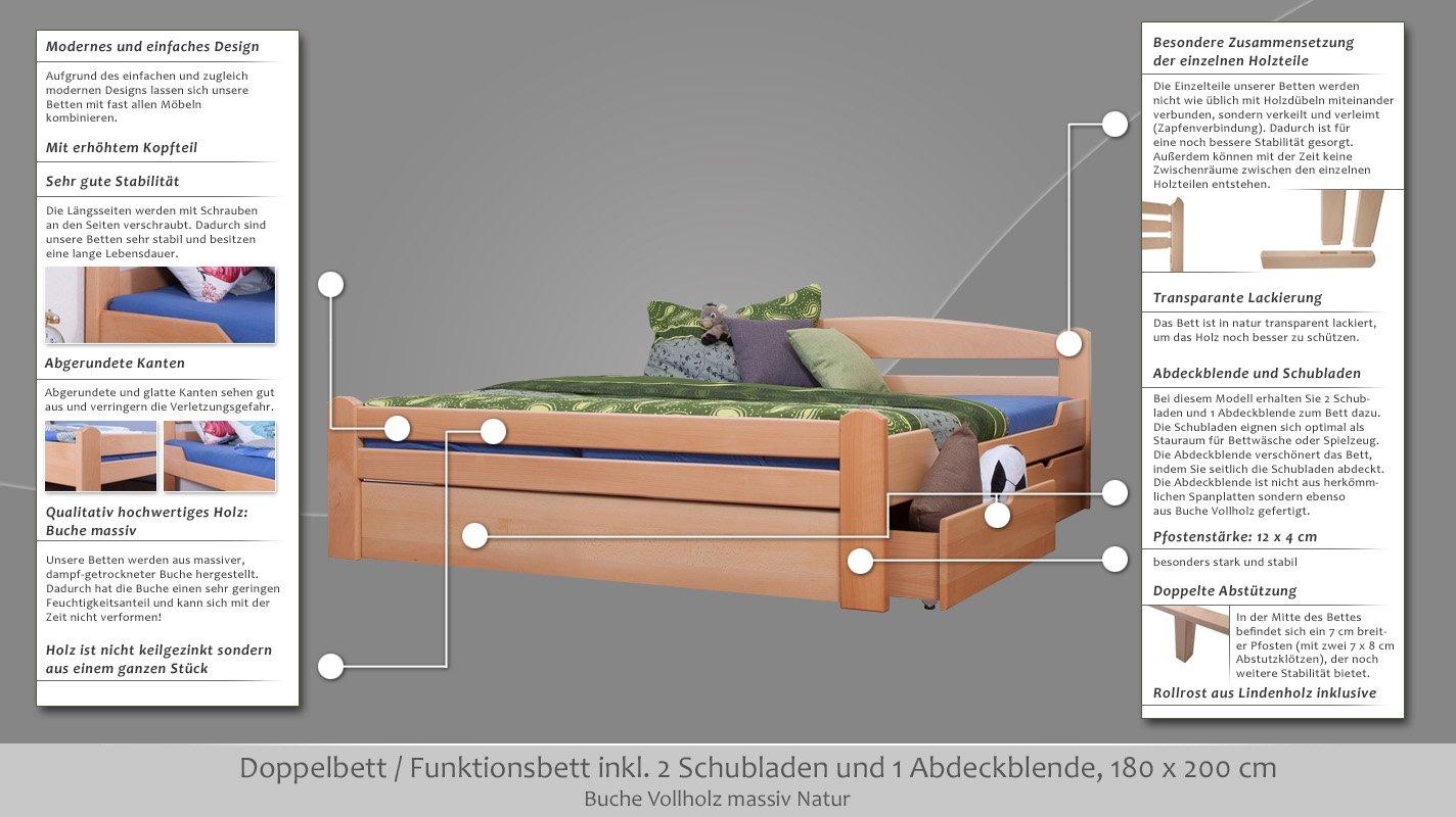 685efd612e Doppelbett/Funktionsbett