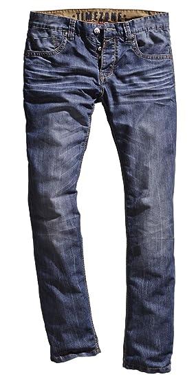 Timezone Herren Jeans Eduardo TZ Slim Fit