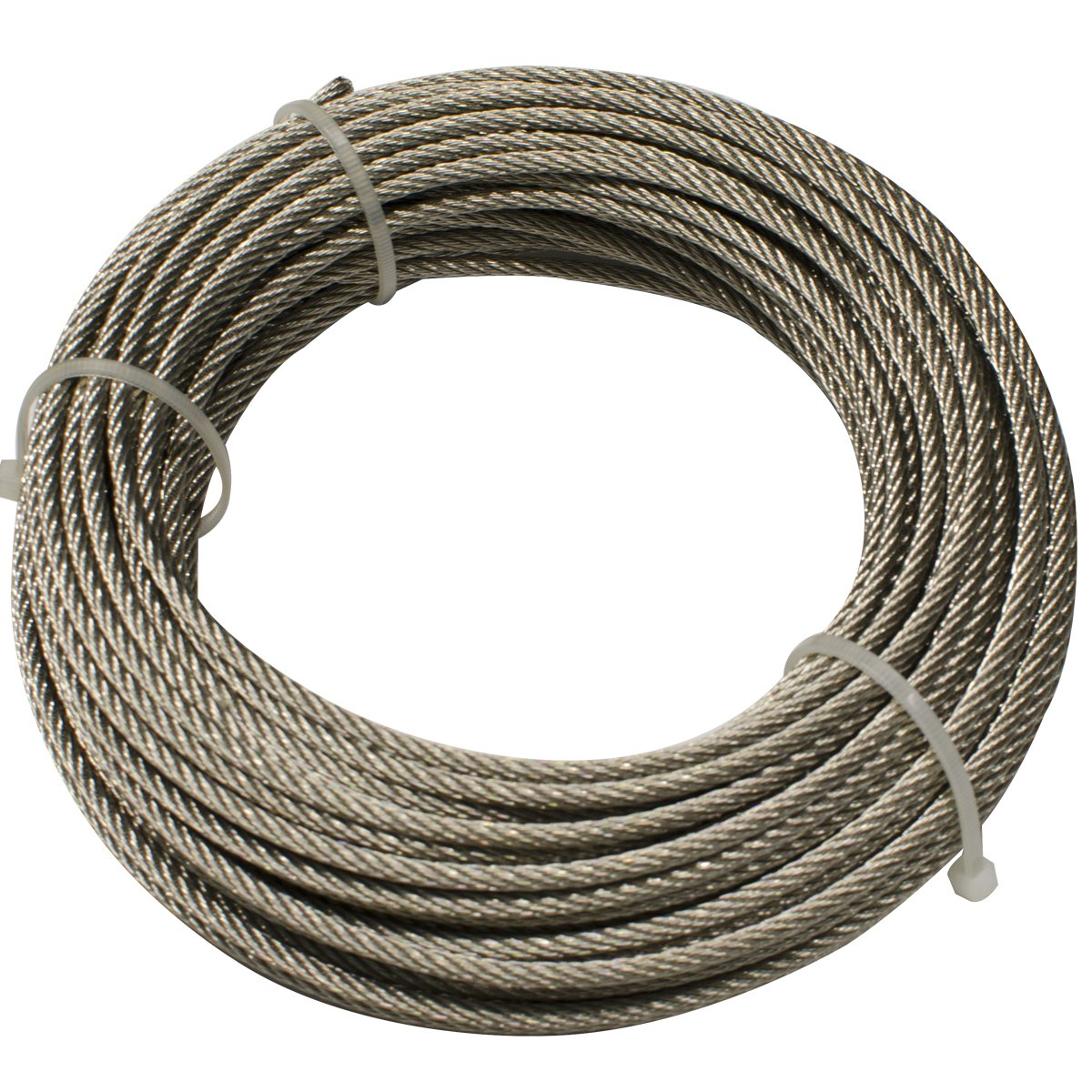 Pewag 80214 Stainless Steel Cable 3 mm rust-Resistant