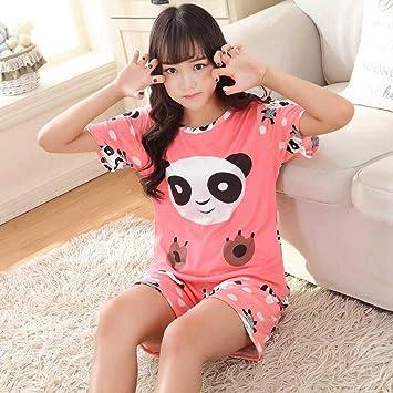 éclatant nouveau sélection qualité de la marque MH-RITA 2017 L'été de pyjama pyjamas pour femme Cute Cartoon ...