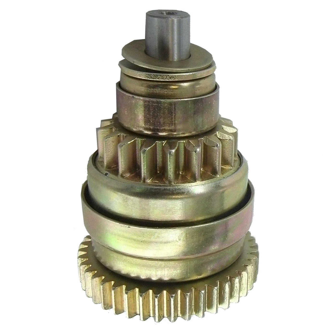 Starter Drive Polaris Big Boss 250 350 400 500 2x4 4x6 6x6 1989 1990 1991 1992 1993 1994 1995 1996 1997 1998 1999 2000 2001 2002 3085394 3087030 ATV NEW Crank-N-Charge