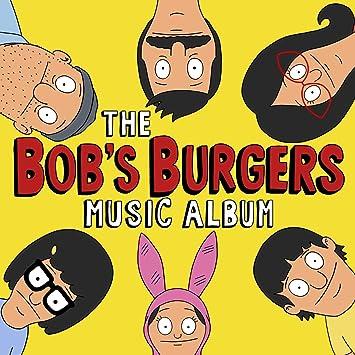 Bob S Burgers The Bob S Burgers Music Album 3 Lp 7 Includes