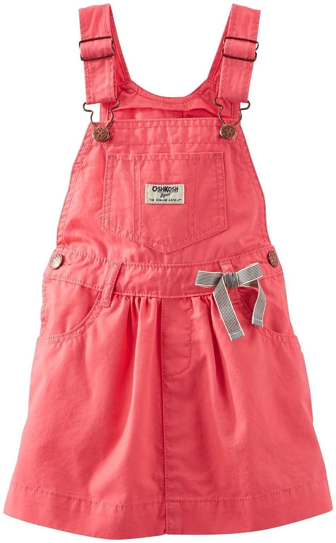 - Calypso Coral OshKosh BGosh Baby Girls Jumper Orange Baby 3 Months OshKosh B/'gosh 1069364baby-girls