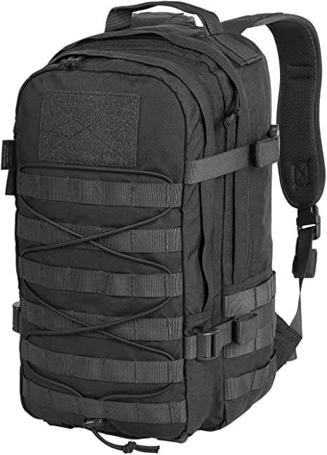 Helikon Tex EDC Pack 21l Rucksack schwarz Black Cordura® Backpack