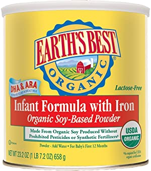 Best Organic Baby Formula Reviews 2019 – Top 5 Picks 9
