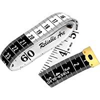 Soft Tape Measure Body Measuring Tape Double Sided for Body Sewing Fabric Tailor Craft Cloth Knitting Weight Loss…