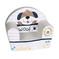 """Knorrtoys 68339 - Kindersessel - """"Woof"""""""