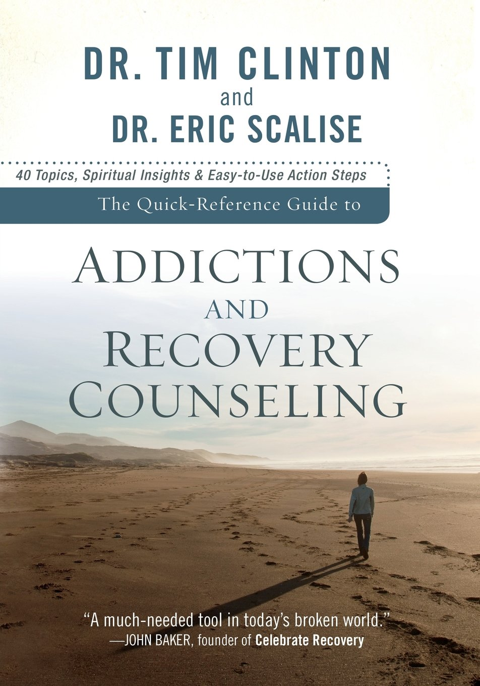 Quick Reference Guide Addictions Recovery Counseling