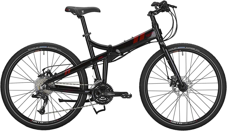 tern Joe - Bicicletas plegables (7/8 velocidades) - negro Tamaño ...