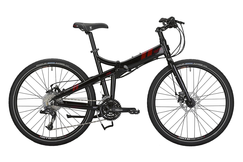 tern Joe - Bicicletas plegables (7/8 velocidades) - negro Tamaño de la rueda 26 pulgadas 2013: Amazon.es: Deportes y aire libre
