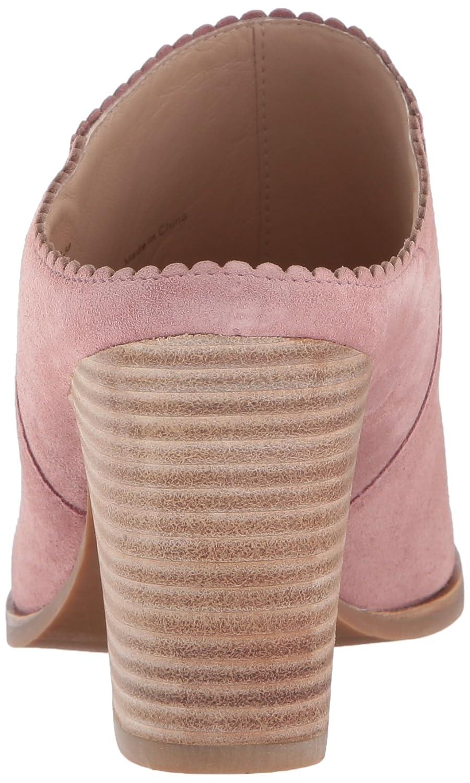Via Spiga Womens Sophia Backless Bootie Ankle Boot