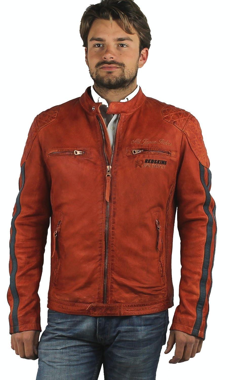 Redskins Men s Rivas Rocho Jacket  Amazon.co.uk  Clothing d4cac8866
