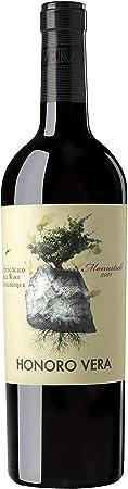 Vino tinto Monastrell orgánico,D.O. Jumilla,Vino joven,El año de cosecha puede variar (2015 - 2018)