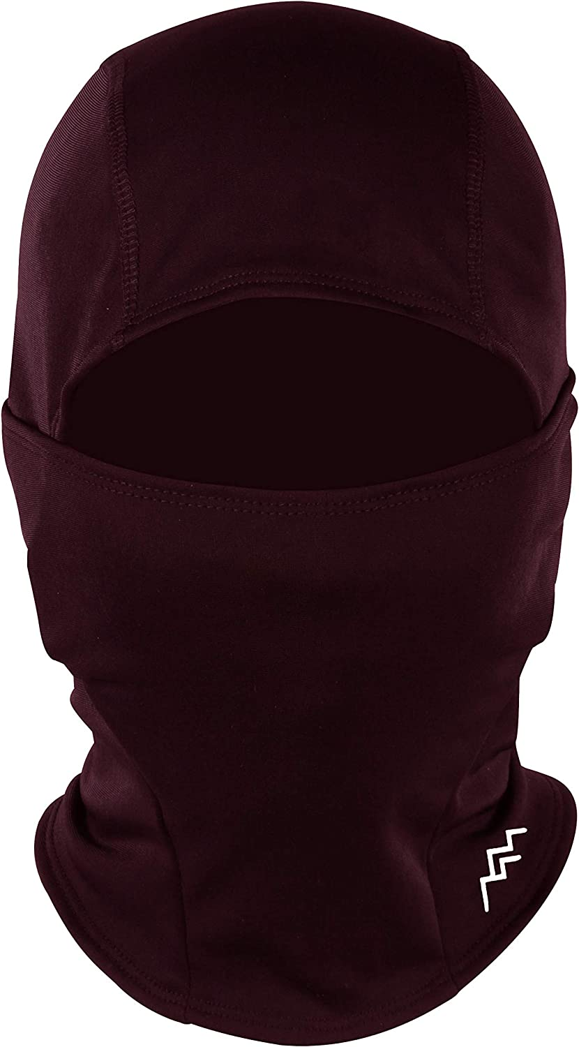 TRAILSIDE SUPPLY CO. Balaclava Windproof Ski Mask Cold Weather Face Mask Motorcycle Cycling Hood