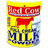 Red Cow Full Cream Milk Powder 900g, Made from Fresh Milk, Dutch Premium, Product of Netherlands