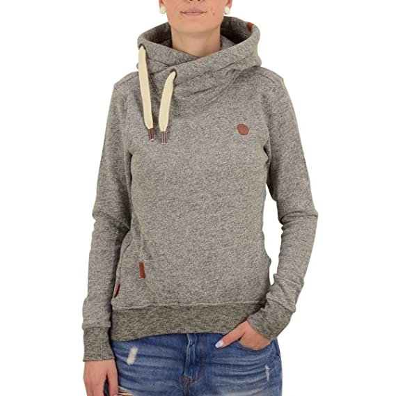 alife kickin Women s Hoodie - Grey - X-Small  Amazon.co.uk  Clothing bafdcce07d