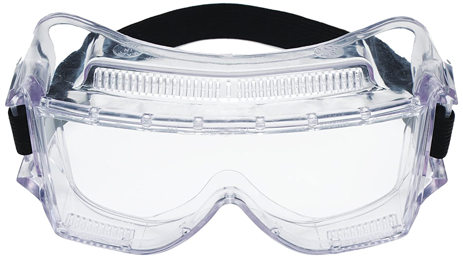 3M Centurion Safety Impact Goggle 452, 40300-00000-10 Clear Lens 10 ea/case