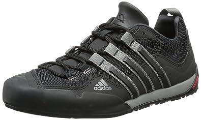 53faaeb2af2d adidas Performance TERREX SWIFT SOLO Clogs And Mules Mens Black Schwarz  (Black 1   Black