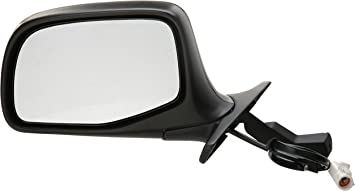 Partslink Number FO1321124 Sherman Replacement Part Compatible with Ford Bronco Passenger Side Mirror Outside Rear View
