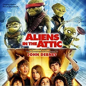 Buy Aliens In The Attic Ost Online At Low Prices In India Amazon