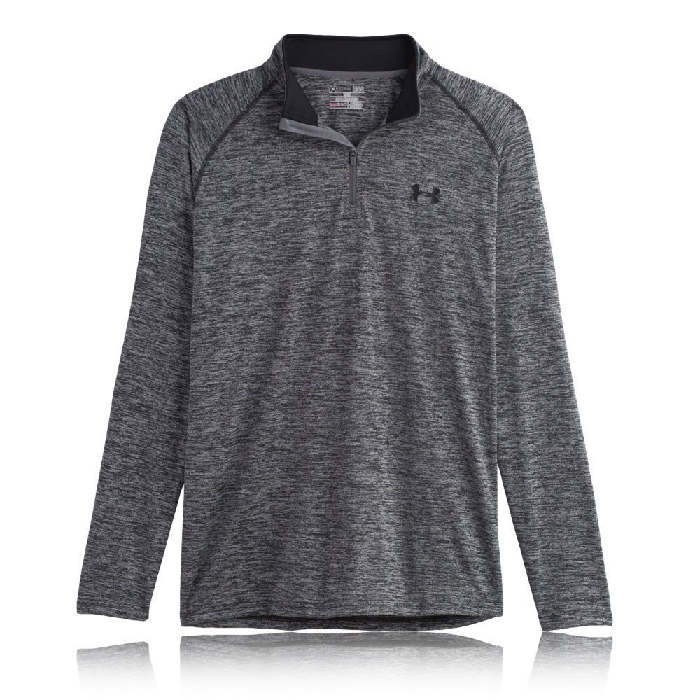 Amazon.com  Under Armour Men s Tech ¼ Zip  Under Armour  Sports   Outdoors 4b11bfaf03