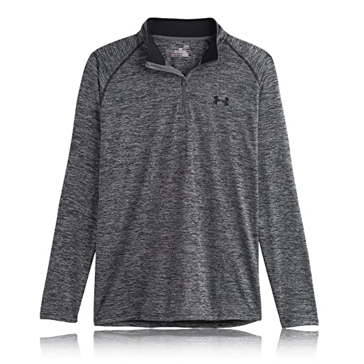 Amazon.com  Under Armour Men s Tech ¼ Zip  Under Armour  Sports ... 31483f0f24