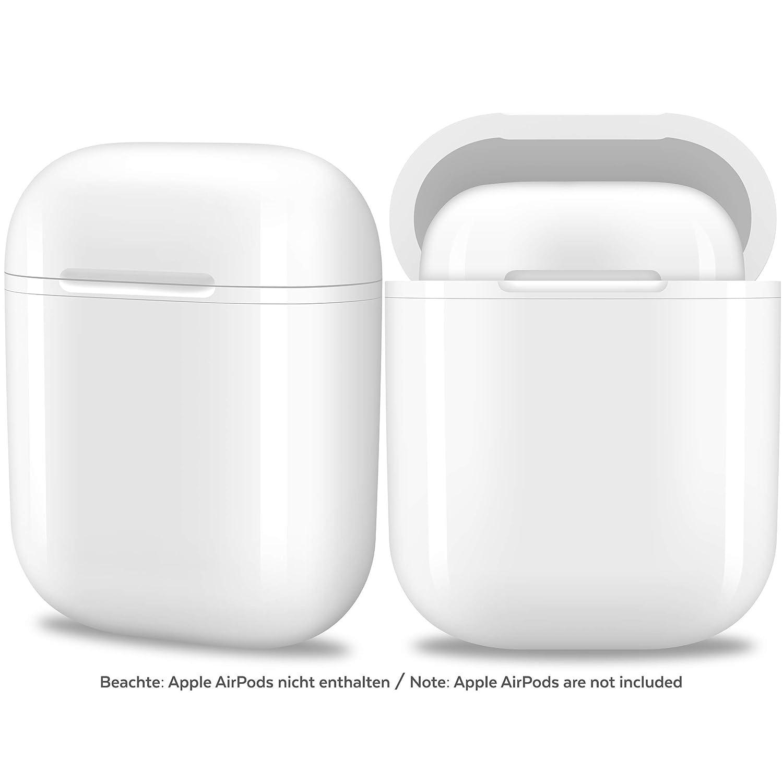 Funda cargador inalámbrico Hardwrk para AirPods de Apple ...