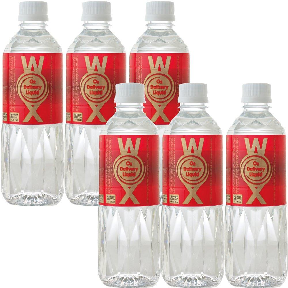 WOX hohe Konzentration Sauerstoff fl?ssig 500 ml 6 St?ck