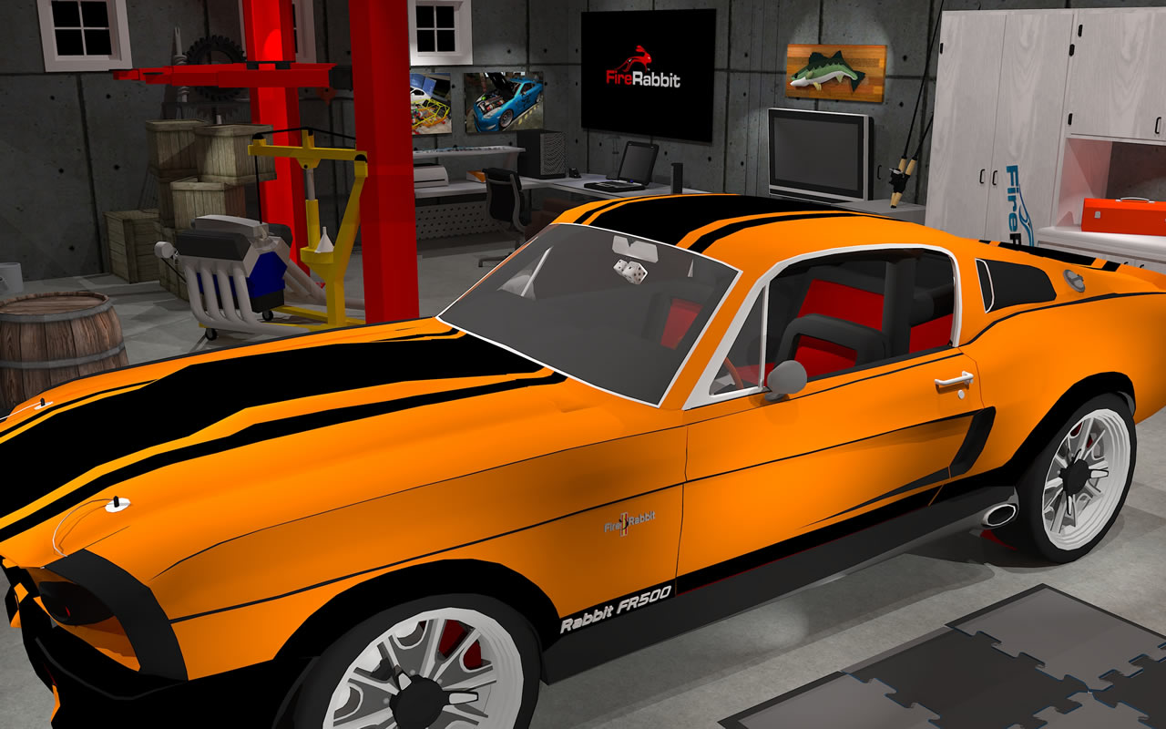 Fix My Car >> Amazon Com Fix My Car Classic Muscle Car Lite Room Escape