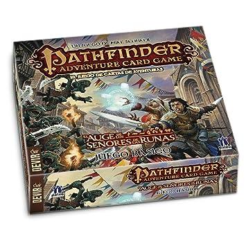 Devir - Pathfinder, Juego de Cartas (BGPATH)