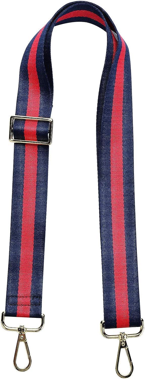 Wide Shoulder Strap Adjustable Replacement Belt Guitar Style Cross body Handbag Purse Strap