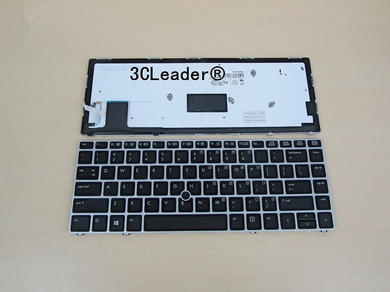 Genuine for HP Elitebook Keyboard 697685-001 702843-001 US