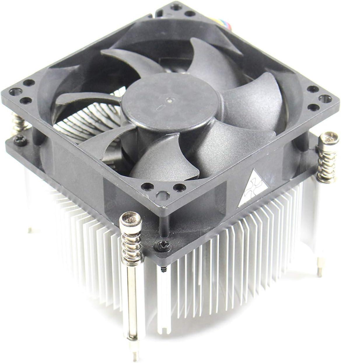 Dell WDRTF XPS 8300 Inspiron 620 CPU Heatsink & Fan 4-Pin (Renewed)