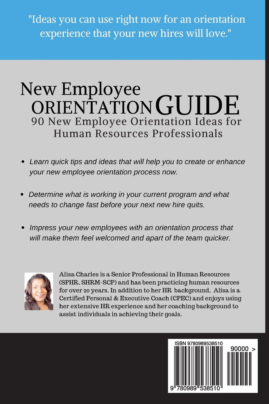 Employee Orientation Guide - User Guide Manual That Easy-to-read •