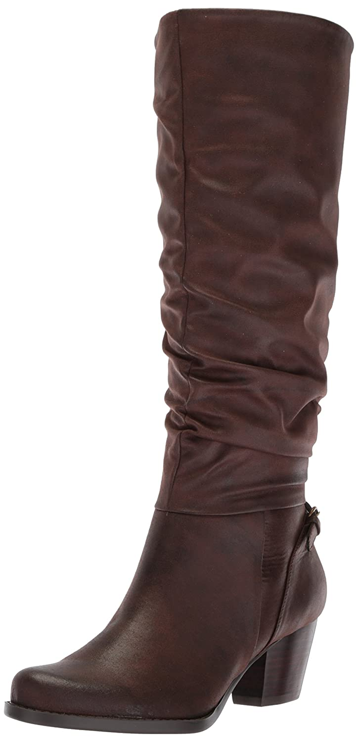 BareTraps Women's Bt Respect Riding Boot B072P684K4 6.5 B(M) US|Dark Brown