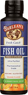 product image for Barleans, Fish Oil Orange, 8 Fl Oz