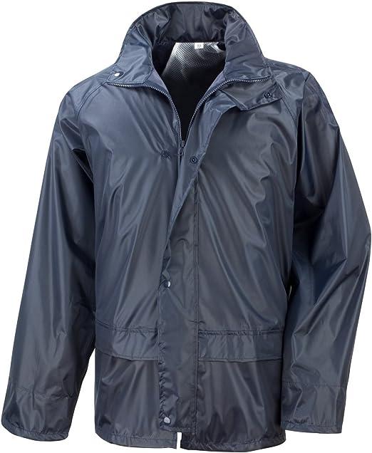 Result Mens Core StormDri Rain Over Jacket