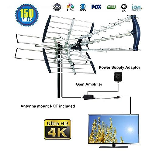 Hdtv Antenna Reception Grundig 4k Ultra Hd Tv 65 Gub 8865 Driver Backlight Tv Led Fire Tv Stick 4k Ultra Hd Mit Alexa Sprachfernbedienung: Best Outdoor Radios: Amazon.com