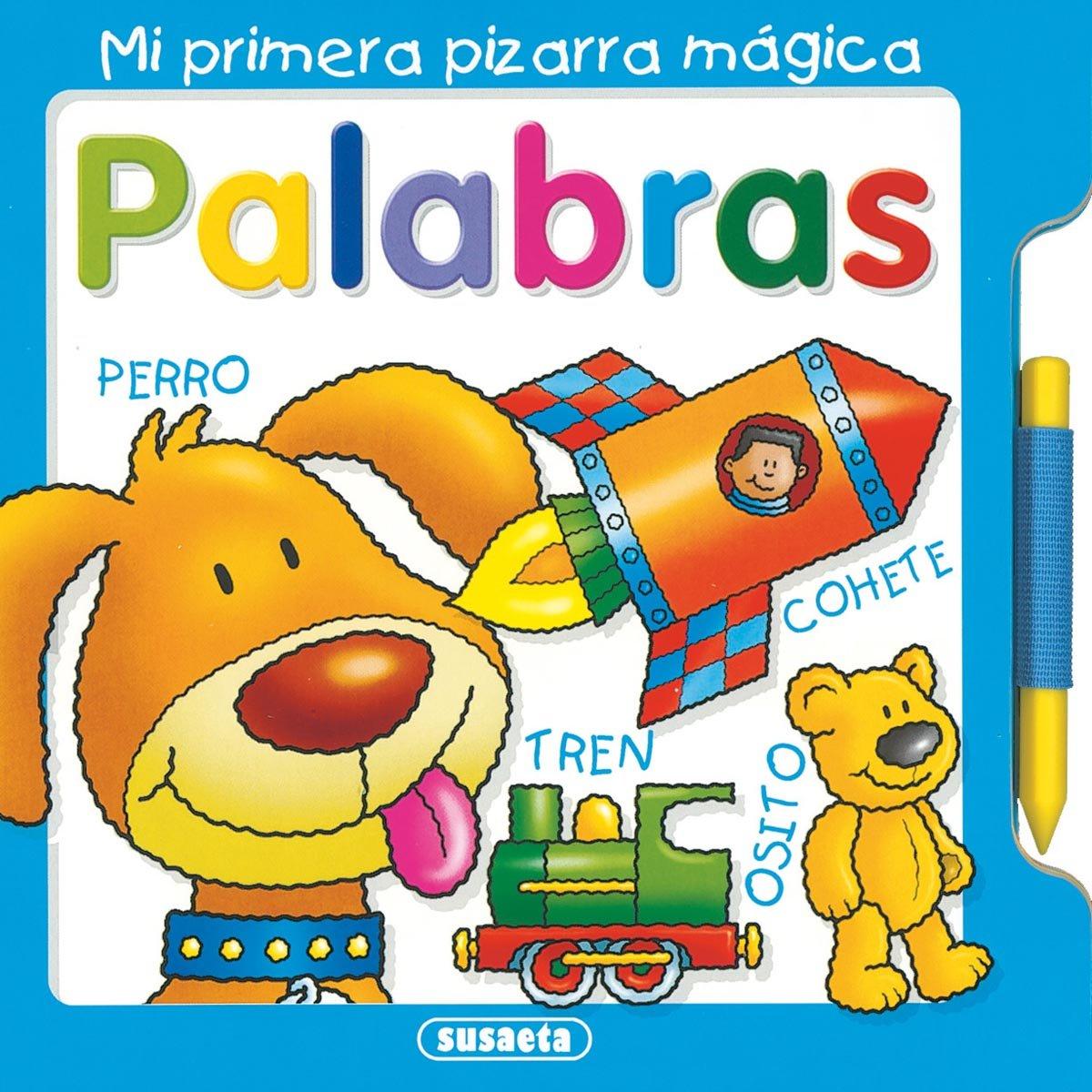 PALABRAS (PRIM.PIZARRA MAGICA): 9788467702767: Amazon.com: Books