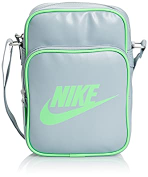 Nike Small Items Waistpacks Heritage Si Small Items Ii grey Dove  Grey Poison Green Size 9a61bb28de0ae