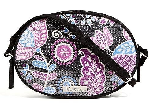 Amazon.com: Vera Bradley Limited Edition Shimmer Crossbody ...