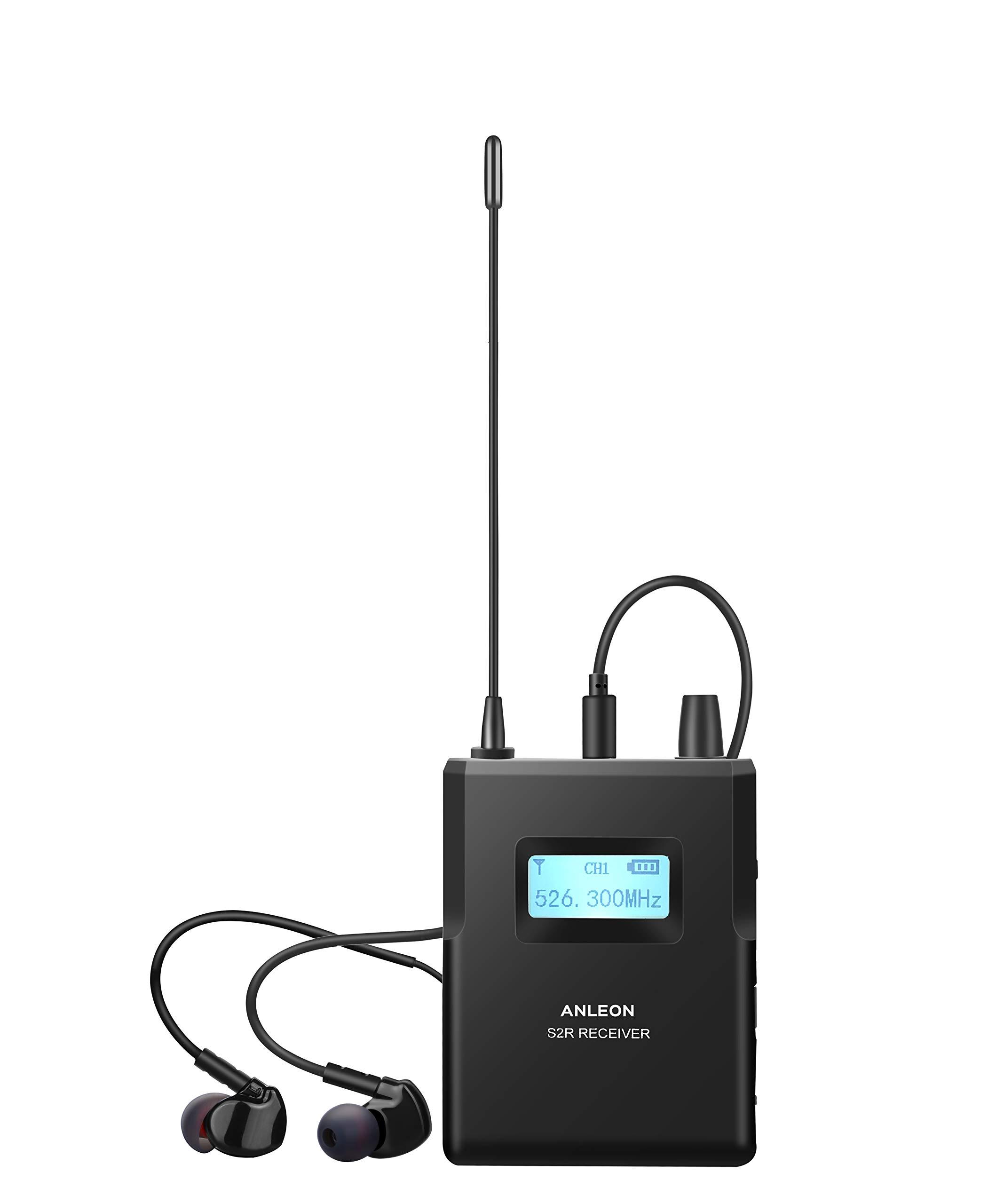 ANLEON S2/receiver 526-535Mhz