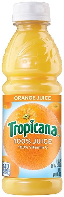 Tropicana Orange Juice 10-Ounc...